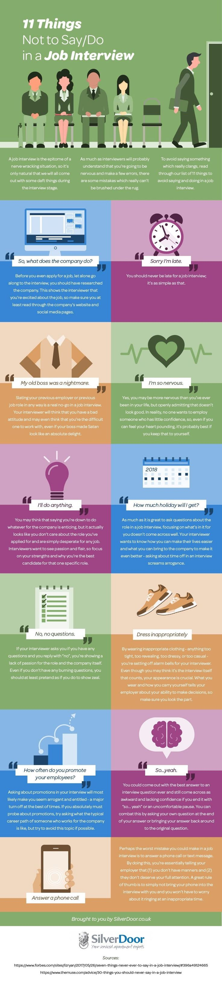 1894 best psicologa motivacin y liderazgo images on pinterest 11 cosas que no debes hacerdecir en una entrevista de trabajo fandeluxe Image collections