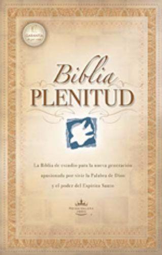 117 Biblia Plenitud Tapa Rustica