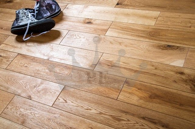 Victoria Engineered Trade Choice Rustic Oak 125mm x 14/3mm Brushed and Oiled Wood Flooring