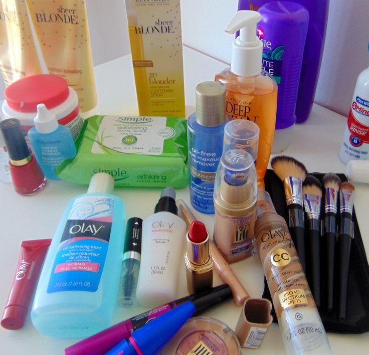 Compras nos EUA: produtos de beleza baratinhos no Walmart