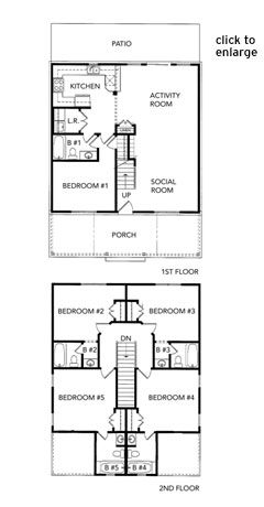 5 bedroom floor plan the 5x5 magnolia pinterest 5x5 closet layout