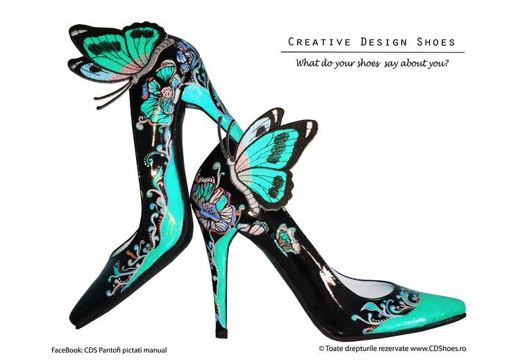 CDS - pantofi personalizati