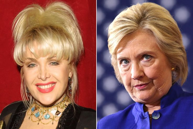 When Hillary Clinton takes the podium at Monday night's first presidential debate, she could be staring down an old romantic rival sitting in the front row. Gennifer Flowers, who carried on a 12-ye…