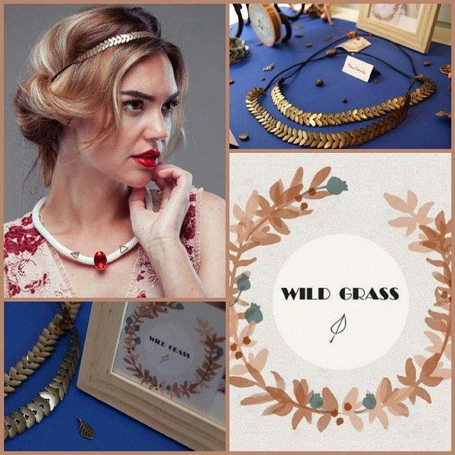 L' #automne est arrivé au Comptoir à perles! Et avec lui les jolies feuilles bijoux de la marque #WildGrass , une créatrice tunisienne en exclusivité au Comptoir à perles - headband en quantité limitée -  #lecomptoiraperles #bijoux #creation #création #faitmain #handmade #handmadejewelry #strass #feuilles #leaves #bleu #blue #headband #gold #doré #nofilter