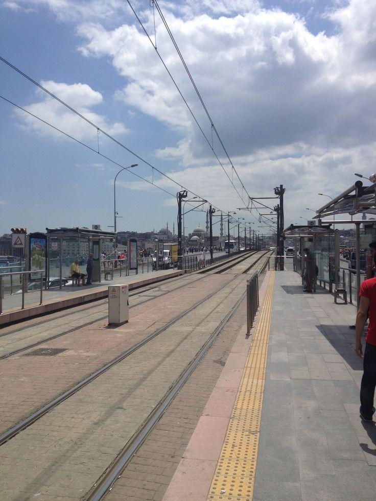 Karaköy, Istanbul.