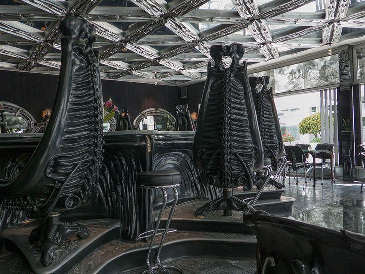 HR Giger Bar, Chur, Switzerland | H.R. Giger | Pinterest ...
