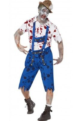 Having good Halloween #ZombieCostume will make all the difference between you and just a random person in the fancy dress party. Visit: