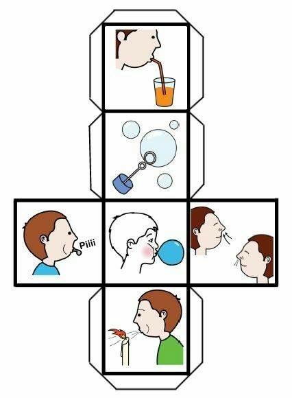 Oral motor respiracion