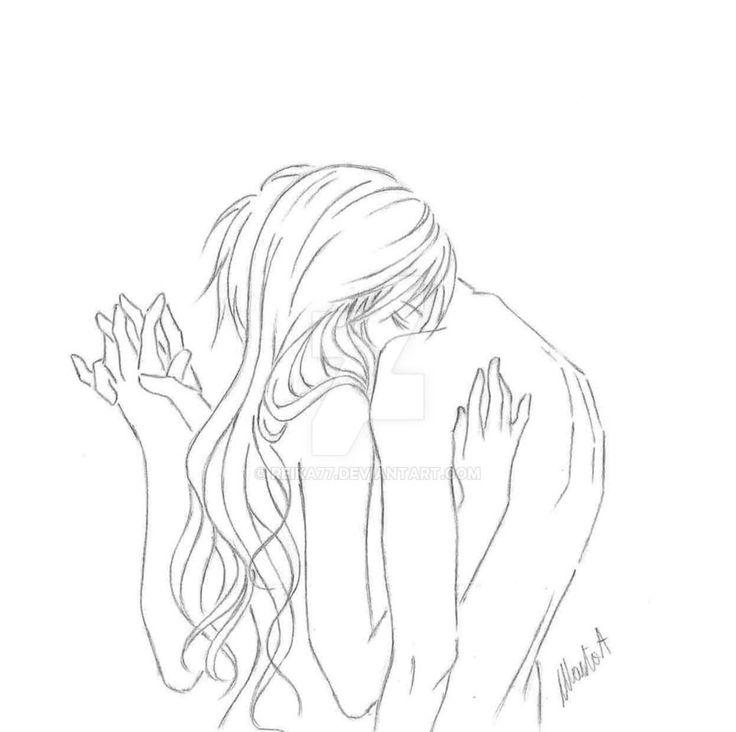 ReikaxZero by Reika77.deviantart.com on @DeviantArt #vampireknight #zero #kiryu #anime #couple #love