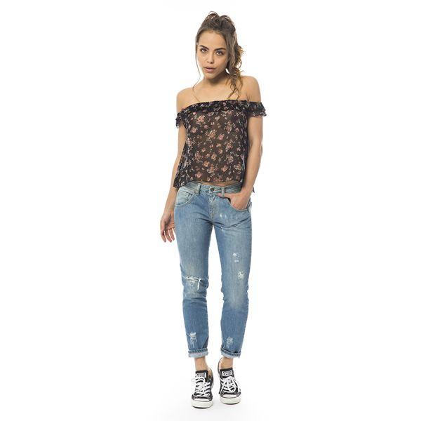Shop online >>http://iamstores.com/prodotto/destroyed-denim-jeans/  #iamstores