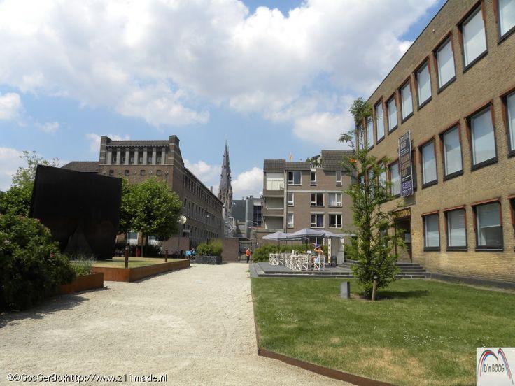 voorheen Kantongerecht nu Designhuis