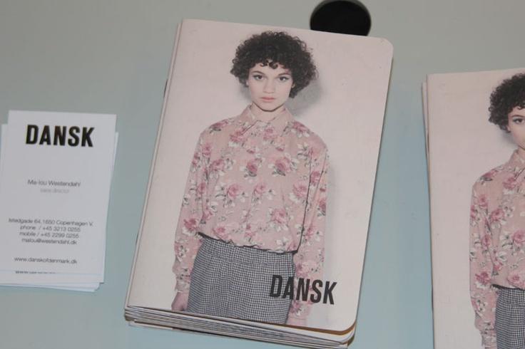 DANSK. That's all. #dansk #fashion