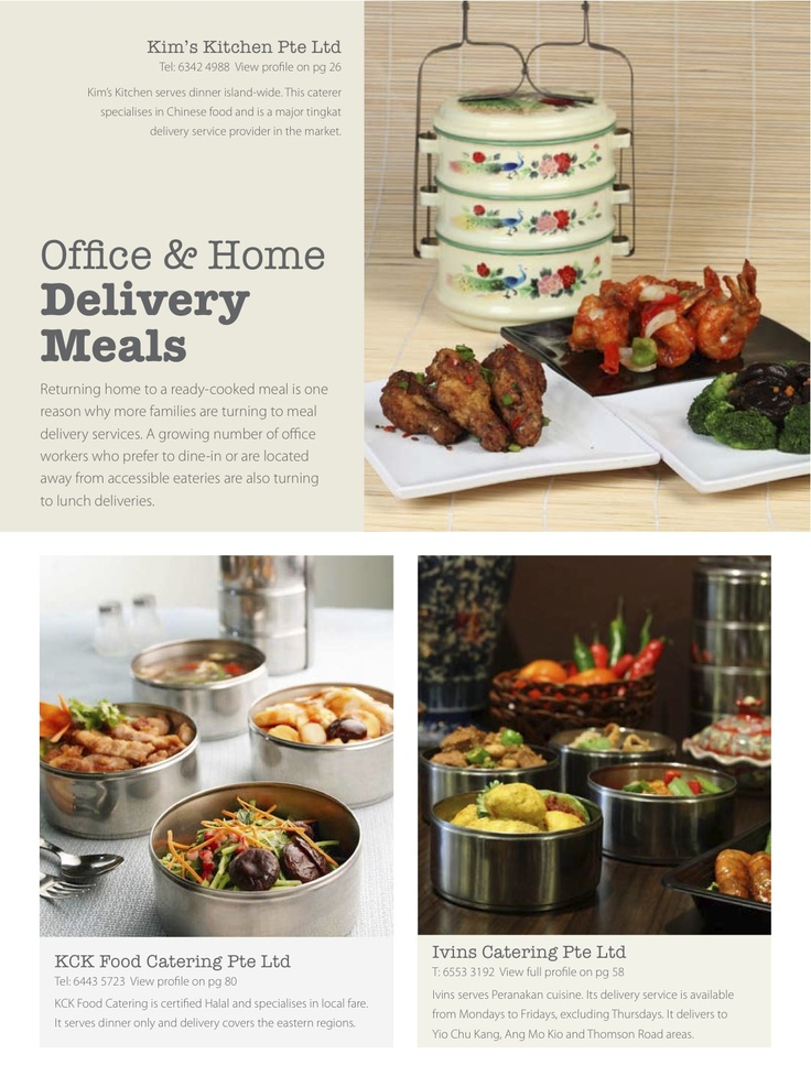 7 Best Home Delivery Meals Images On Pinterest