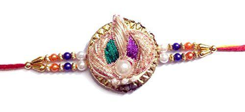 Rakhi ( Raksha Sutra ) Best Handmade Rakhi for Dear Broth... http://www.amazon.in/dp/B073ZL6R1B/ref=cm_sw_r_pi_dp_x_41xBzbPPHRR70