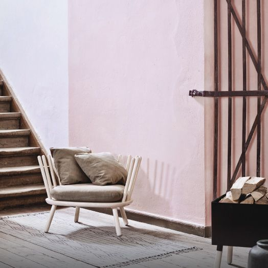 Norrmade - THE HIPPO STORAGE & THE WOODOO EASY CHAIR