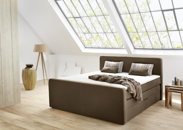 Collectie Prima-Lux en Idee+: boxspringset met opbergkoffer