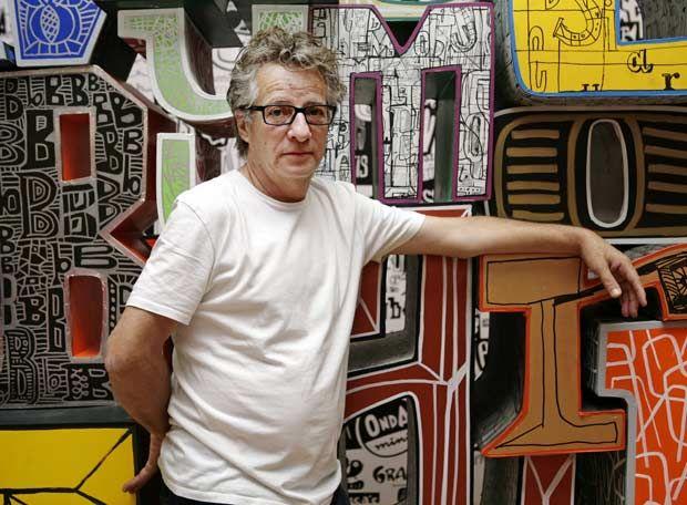 Javier Mariscal da una conferencia de diseño gráfico en México, también fuente de su inspiración   Mexico Current News and Mexico Current Events, all the Latest News on Mexico Today