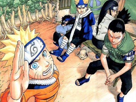 Naruto Classico 1ª Temporada Episódio 11 dublado