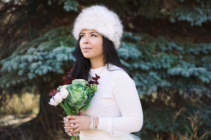 Winter Wedding Inspiration w/ Eve and Enoch - Ana Vicioso