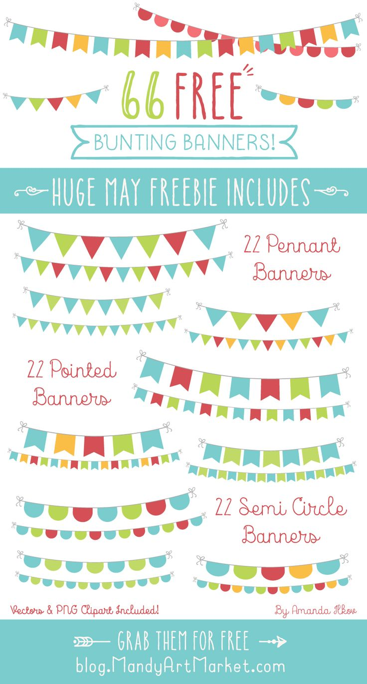 Vector bunting flags lovely celebration card with colorful paper - Free Bunting Clipart Includes 66 Free Bunting Banner Vectors Png S