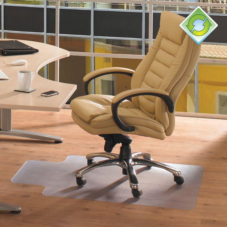 Floortex EcoTex Chair Mat For Hard Floors - FRECO4860LP