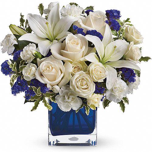 RP: Sapphire Skies Bouquet