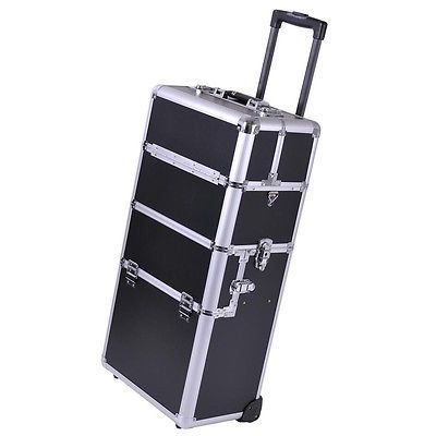 #Priceabate CARRYING CASE BLACK / MALETIN CON RUEDAS GRANDE  - Buy This Item Now For Only: $169.0