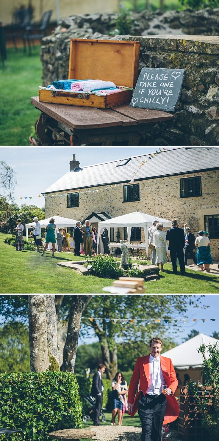 A True West Country Wedding.