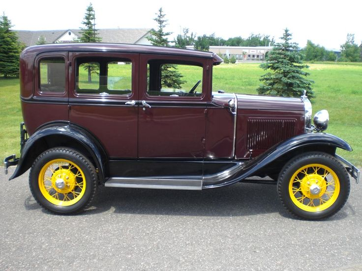 1930 Ford Model A | 1930 Ford Model & 278 best FORD MODEL A images on Pinterest | Ford models Old cars ... markmcfarlin.com