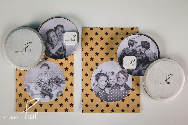 www.studiopiaf.be USB-stickjes vol leuke foto's van de XMAS-fotosessies!
