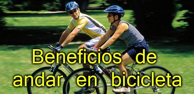 Beneficios de andar en bicicleta - Blog vida de miel