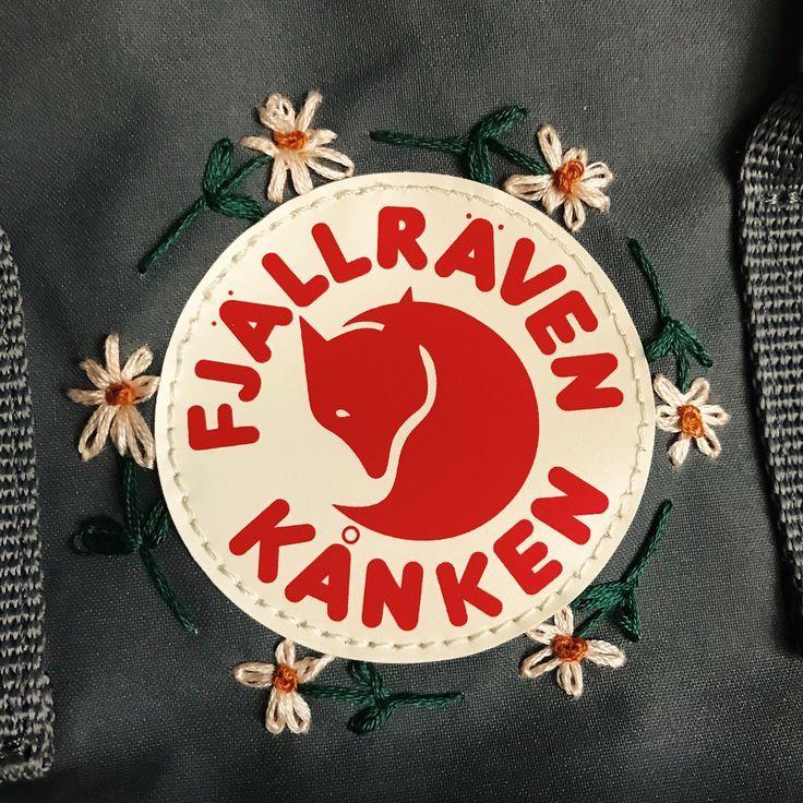 Daisy Kanken :) #daisy #embroidery #cute #etherealdaisies