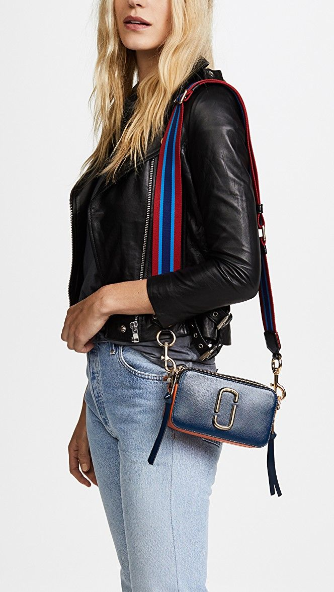 df2fdb41a26 Snapshot Cross Body Bag in 2019 | My Style | Marc jacobs snapshot ...