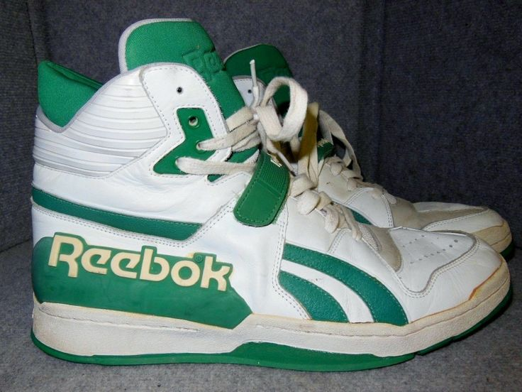 reebok air pump high tops 1988