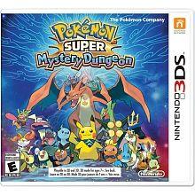 Nintendo 3DS - Pokémon: Super Mystery Dungeon