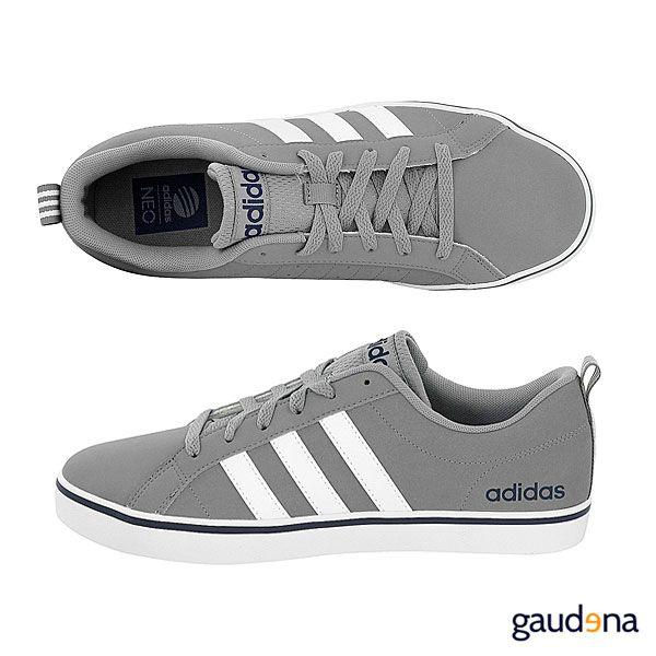 Lo mejor de Adidas para él lo encuentras solo en gaudena.com #Adidas #Deportes #ModaDeportiva #Ejercicio #Sport #Hombre #Tenis #TenisShoes #SportShoes #Run #Correr #Grey #Gray #Gris #White #Blanco