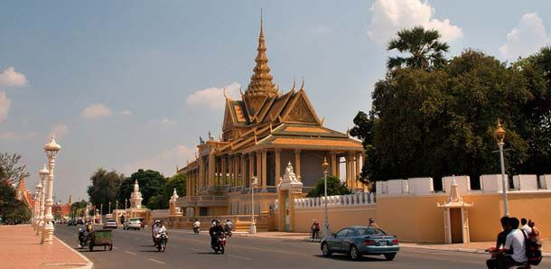Phnom Penh - Cambodia http://www.rantapallo.fi/kambodza/phnom-penh/