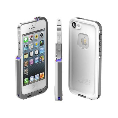 Lifeproof iPhone 5 / 5S Fre Protective Case - White