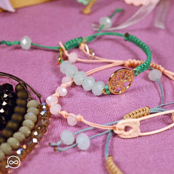 Our first batch of handmade jewelry is ready! #tufatufa