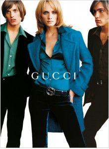 Gucci ad (1990's)