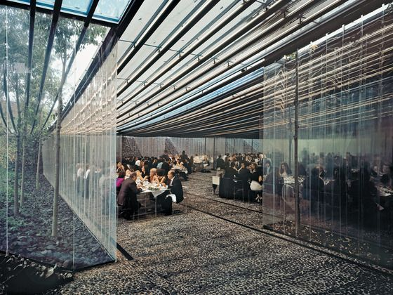 Restaurant Extension in Olot