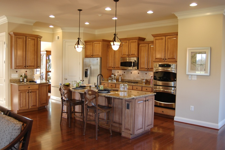 k hovnanian kitchen cabinets k hovnanian homes kitchen at willowsford loudoun 18038