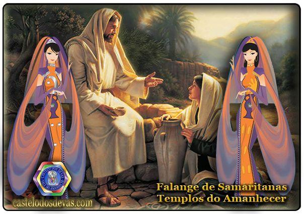 Falange - Samaritanas - Templos do Amanhecer