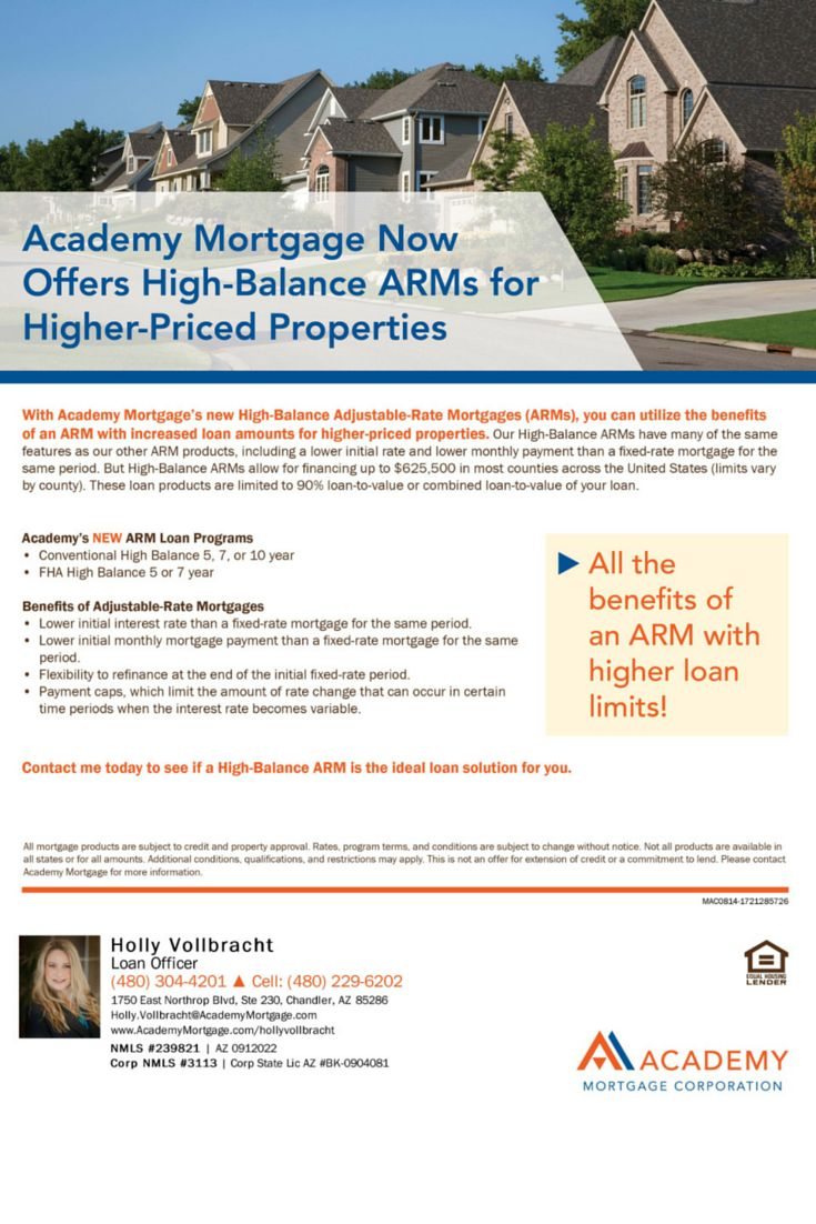 adjustable mortgage rates explained