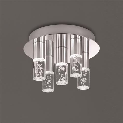 Bubbles LED Bathroom Ceiling Light Cf5764