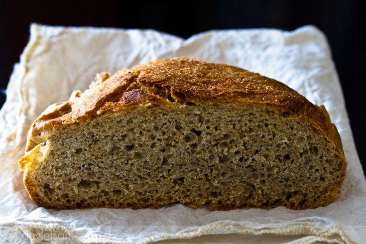 <p>Çok besleyici ve çok pratik bir ekmek… Ellerinizi kirletmeyeceksiniz bile… Malzemeler Hamuru için 1,5 su bardağı un 1,5 su bardağı tam buğday unu 2 1/4 tatlı kaşığı instant maya 1 1/4 tatlı kaşığı tuz 1,5 su bardağı su Hazırlanışı Bütün kuru malzemeler karıştırılır. İçine su eklenip bir çatal ile tamamı ıslanana kadar karıştırılır. 6-8 saat […]</p>