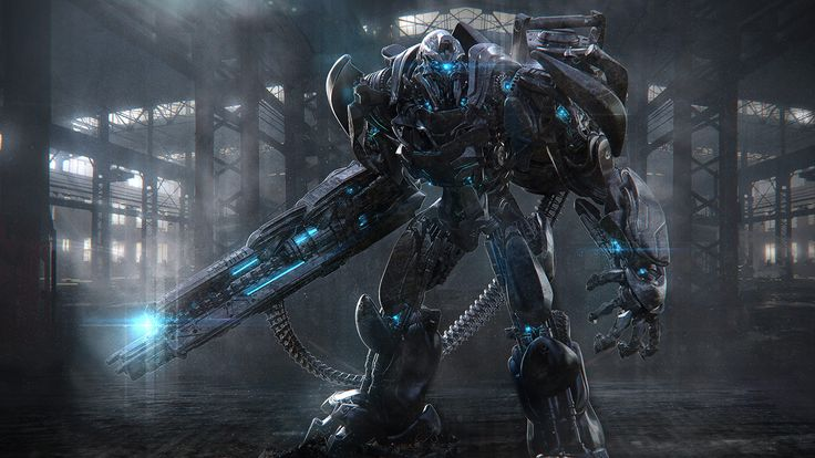 Creating a Sci-Fi Robot Warrior in ZBrush: http://www.digitaltutors.com/11/training.php?pid=1124