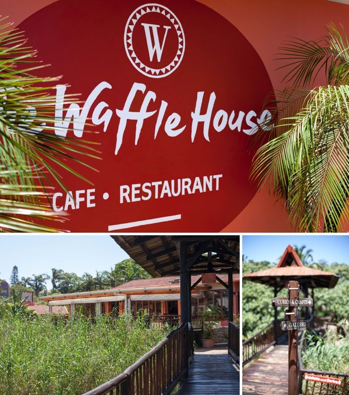 Waffle House - Margate - Durban