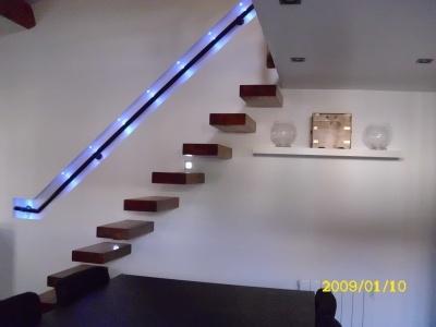 Ladder and Light: Ladder
