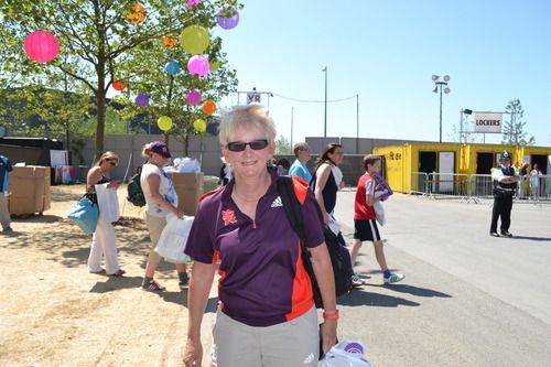We met Anne Mortlock from Houghton on Sea in Lowestoft at Go Local, the UK's biggest celebration of volunteering. One year on from driving cars at the Olympic Park for the London 2012 Games, she tells us what it feels like coming back to the Park and what she's up to.